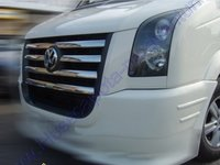 Grila inox VW Crafter 2006-2013