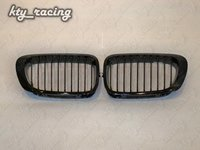 GRILE BMW E46 M3 COUPE 98-01 NEGRU LUCIOS BE46G2