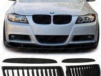 Grile negre BMW e90 non-facelift (2005 - 2008 )