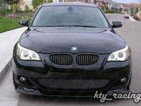 Grile negru mat BMW Seria 5 E61 (2004-2011)