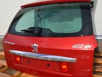 Haion portbagaj SW caravan gol Peugeot 407