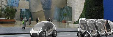 Hiriko, masina electrica pliabila care va circula in Europa din 2013