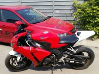 HONDA CBR1000 RR 2012