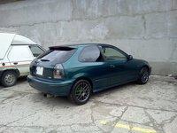 Honda Civic D14A4 1997