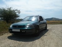 Honda Civic D14A4 1997