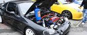 Honda CRX Del Sol by Stefan: soare, plaja si motoare turbo