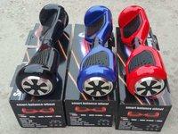 Hoverboard Segway Smart Scooter Electriv Bluetooth + Leduri