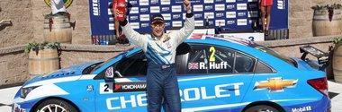 Huff este noul campion mondial WTCC