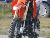 Hurricane Dirt bike 250cc  Garantie 12Luni