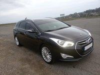 Hyundai i40 1.7 2013