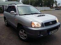 Hyundai Santa Fe 2,0crdi 4x4 permanent inm ro 4000euro 2003