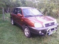 Hyundai Santa Fe gpl 2002