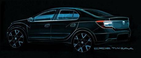 Iata cum ar fi putut arata noile Dacia Logan, Sandero si Sandero Stepway