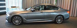 Il poti confunda foarte usor cu un Seria 7. Primele IMAGINI REALE cu noul BMW Seria 5 G30