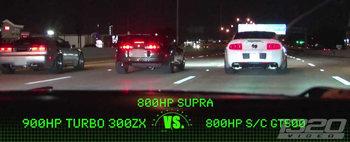 Ilegale cu un Nissan de 900 CP si alte monstruozitati pe 4 roti