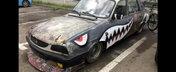 Iliescu Rat-Rod: cea mai tunata Dacie 1310 din Romania ne duce cu gandul la MAD MAX