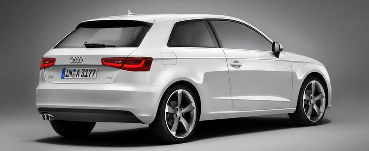 Imagini cu noul Audi A3