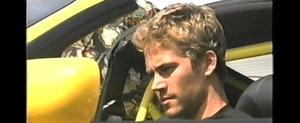 IMAGINI RARE din timpul filmarilor la primul Fast & Furious