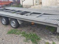 Inchiriez trailer / platforma auto 2400 kg