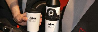 Inedit: Fiat 500L este dotat cu espresor de cafea