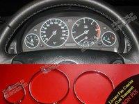 Inele Ceasuri Bord BMW E39 89RON - STOC LIMITAT -