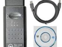 Interfata diagnoza auto OBD2 Op-com Opel V1.45 noua