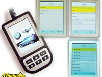 Interfata diagnoza bmw scanner C110 OBD2 OBD II