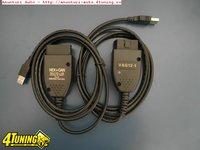 Interfata diagnoza VAG COM VAG COM VCDS 12.10.3 si 11.11.4 USB CAN HEX pentru auto grupul VAG VW Audi Seat Skoda