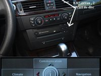 Interfata multimedia audio video v Logic BMW CCC DEDICATA BMW SERIA 1 E87 E88 E81 E82 SERIA 3 E90 E91 E92 E93 SERIA 6 E63 X5 E70 X6 E71 MINI R56