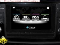INTERFATA MULTIMEDIA Navigatie Dedicata Volkswagen Golf 7 Skoda Octavia 3 Dynavin Dvn Invw001 Gps Tv Camera Video Cadou Montaj Calificat In Toata Tara