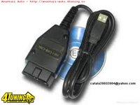 Interfata Vag Com Vcds 11.11.3/11.11.2/11.8/ 10.6.4/10.6.0 Singura - Reprogramabila!!!