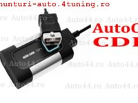 Interfete diagnoza auto AUTOCOM black r2.2014 ( Limba Romana + Engleza + Germana )