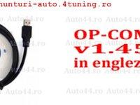 Interfete diagnoza OP COM v1 45 Ultima versiune 2013