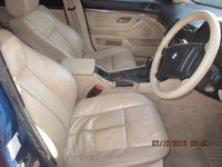 Interior BMW E39 530d 2000 (piele,scaune electrice) (volan dreapta)