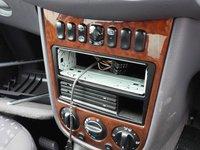 Interior Mercedes A class w168