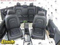 Interior Piele Complet Audi A4 8K B8 Sedan Memorii NOU