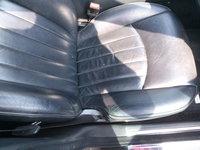 Interior piele neagra Mercedes CLS W219 2005-2010