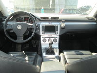INTERIOR PIELE VW PASSAT B6 2.0 2007 BREAK
