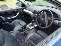 Interior RECARO BMW E46 Coupe piele neagra + fete usi