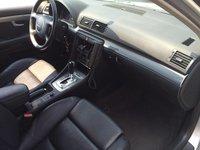 Interior Recaro piele Audi A4 B6 B7