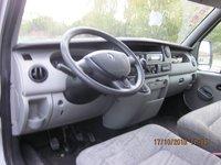Interior Renault Master