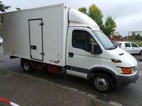 IVECO Daily 35C13 Kofer Camioneta Autoutilitara Duba