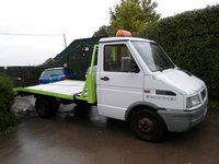 IVECO DAILY TRANSPORT AUTO