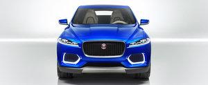 Jaguar a publicat primele imagini cu SUV-ul care va fi lansat in 2014