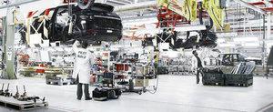 Jaguar Land Rover va construi trei modele bazate pe tehnologia hibrida