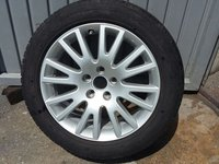 "Janta Audi A6 17"" + cauciuc Michelin Privacy"
