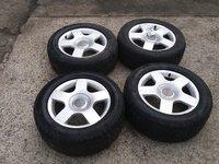 Jante aliaj Audi A4 B6, R16, ET42, 7Jx16H2, 5 x 112-set 133