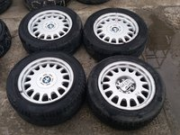 Jante aliaj BMW Seria 5, E39, R16, IS20, 7 1/2Jx16H2, 5 x 120 - set 119