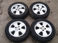 Jante aliaj Opel Astra G,R15, ET49, 6JX15H2, 4x100-set 134