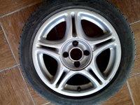 Jante Aliaj R15 VW+Anvelope Michelin mixte195/50/15